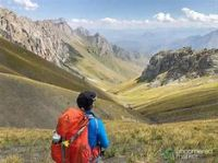 Research the Alay Mountains